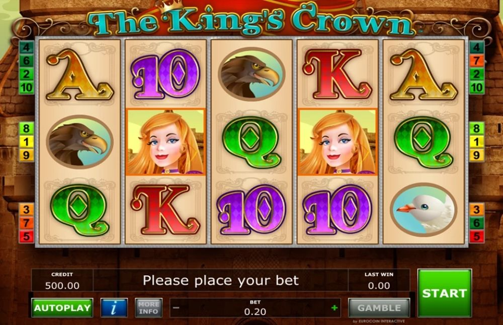 How To Play And Win The Kings Crown Slots