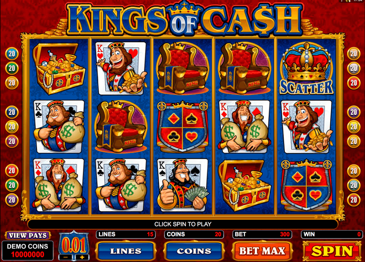 King Of Cash Slot Game Review And Tips